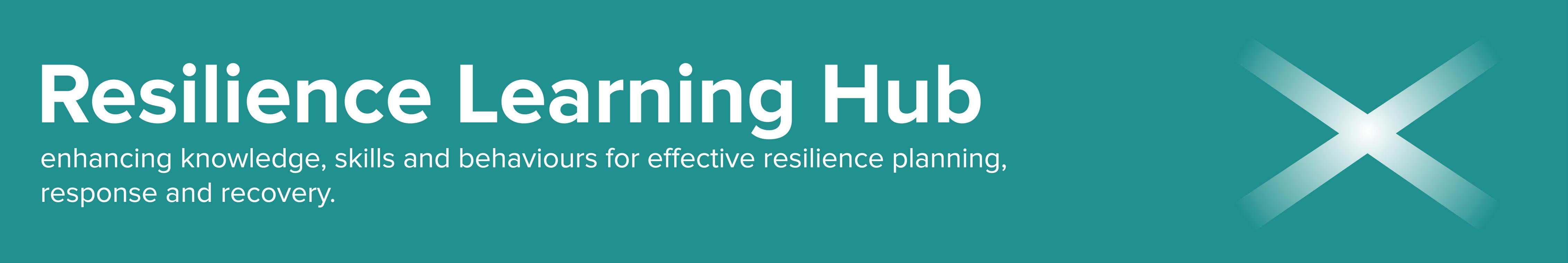 Resilience Hub logo